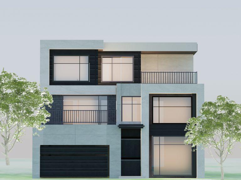 front elevation1