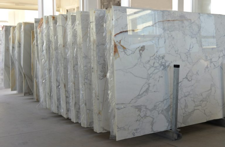 Stack,Of,Marble,Slab,-,Marble,Industry,Factory