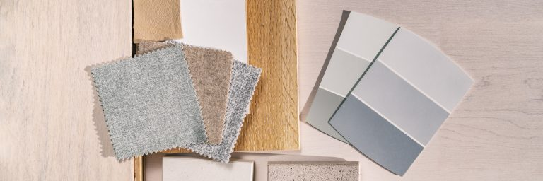 Home,Interior,Designer,Remodel,Color,Swatches,Samples,Top,View,Panoramic