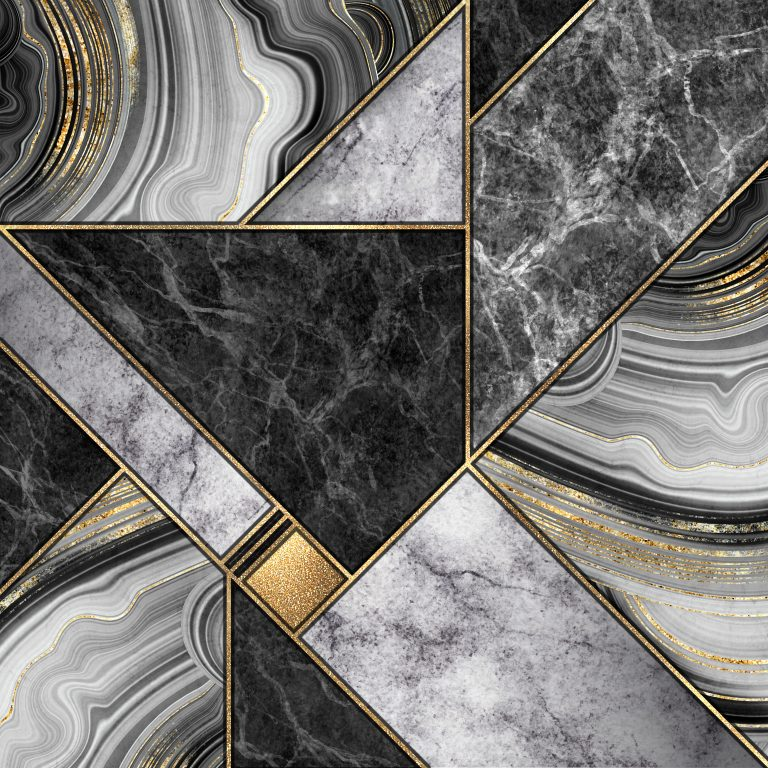 Abstract,Background,,Modern,Mosaic,Tiles,,Creative,Textures,Of,Marble,Granite